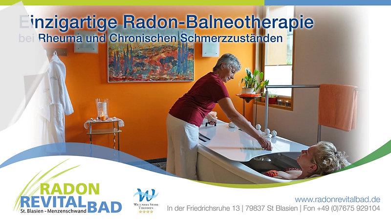 Radon Revital Bad