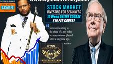 STOCK MARKET COURSE #2