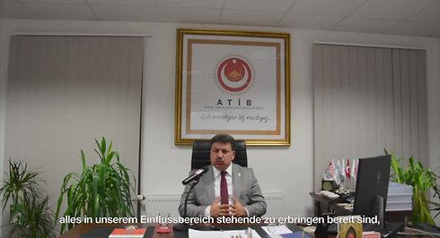 Durmus Yildirim Rede über Rechtsextremismus