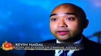 Kevin Nadal appearance on The Weather Channel