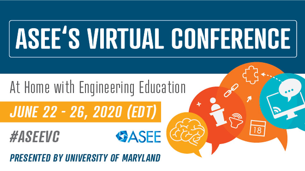 ASEE's Virtual Conference - P12 Booth K-12 Implementation