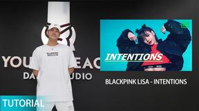 Blackpink Lisa - Intentions