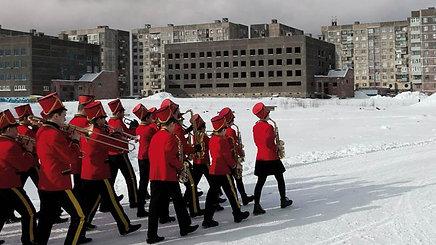 Norilsk, l'étreinte de glace - extrait