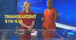 Channel 12 News: Making Cents Segment: Makeup Savings