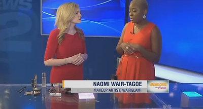 Channel 12 News: Making Cents Segment: Makeup Savings