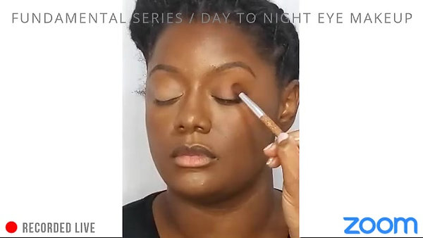 Day to Night Eye Makeup Session 01-09-21