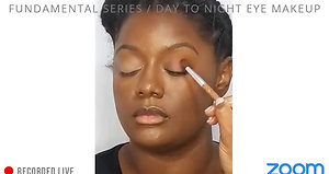 Day to Night Eye Makeup Session 01-09-21 Replay
