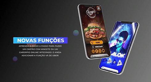 Pack de cartão interativo versão 20