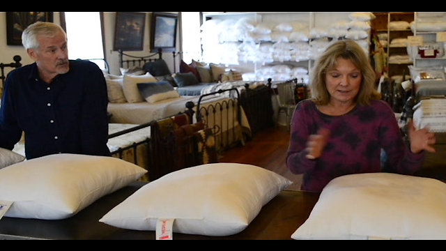 Your Bed Pillow: A Customer's Response!