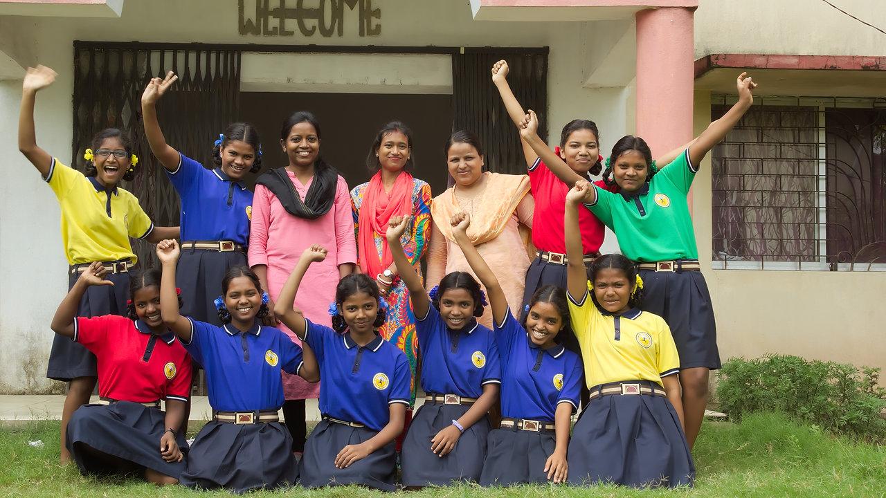 Saphara Girl Champions