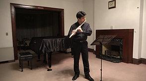 Jiro Yoshioka Solo Recital (5 August wed, 2020)