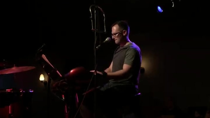 Greg's Last Public Performance prior to Vocal Surgery - 2015