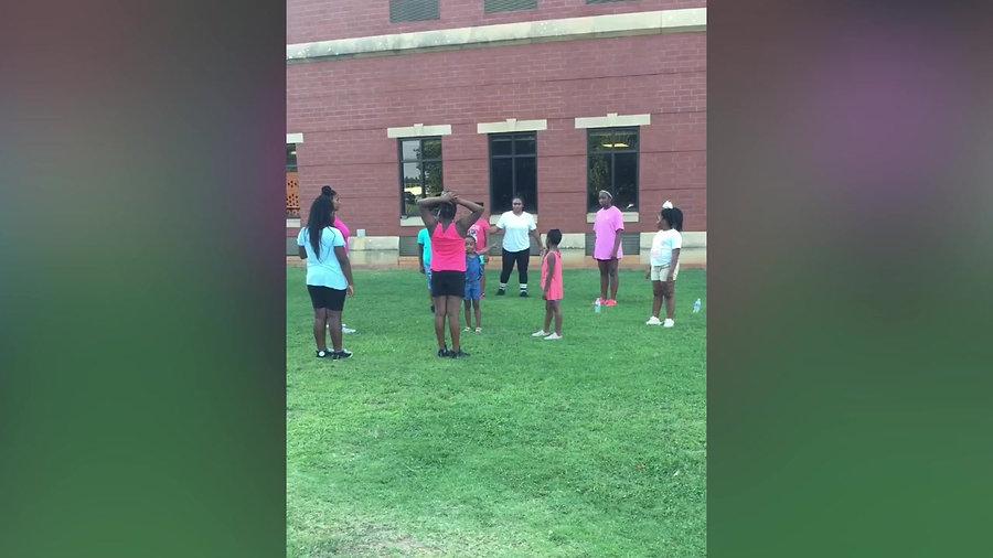 Cheer Summer Boot Camp