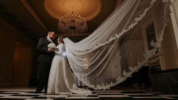 Naomi + Daniel Wedding | Highlight
