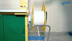 JPack Full Automatic Strapping Machine