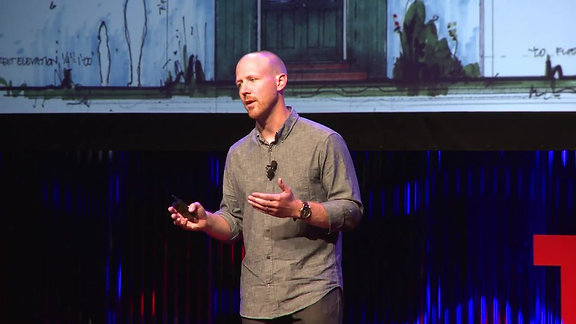 CRAFTING LEGACIES - CHRIS HAWLEY - TEDxFARGO