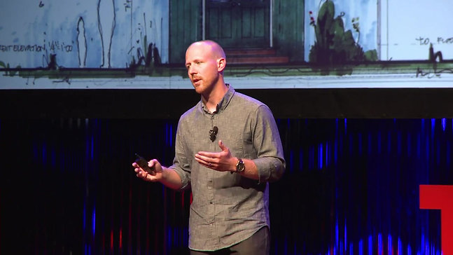 CRAFTING LEGACIES - CHRIS HAWLEY - TEDxFARGO