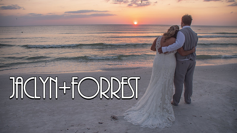 Jaclyn & Forrest Ceremony Wedding Film