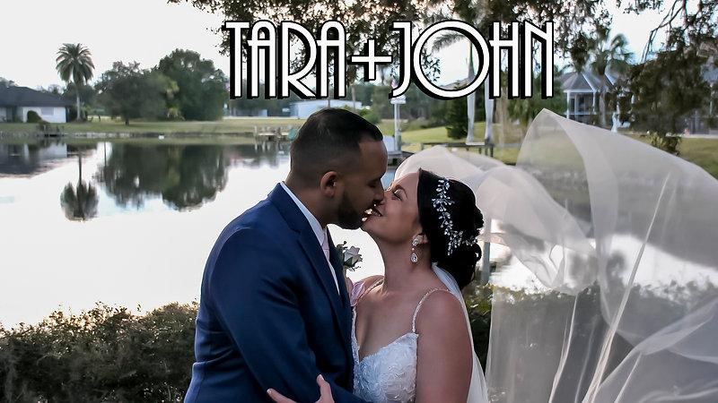 Tara & John Ramirez Cinematic Wedding Film