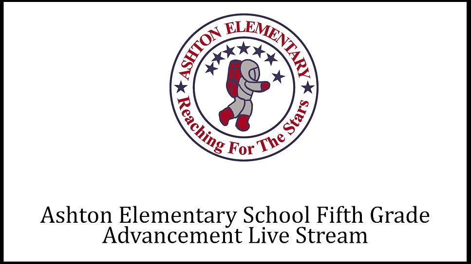 Ashton Elementary Fiifth Grade Graduation