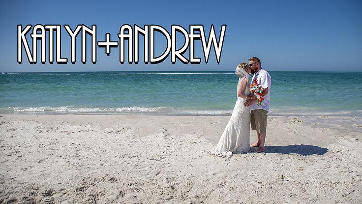 Katlyn & Andrew Ceremony Wedding Film