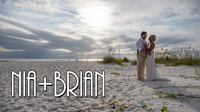 Nia & Brian Ceremony Wedding Film