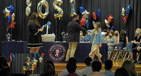 Ashton Elementary 5th Grade Graduation Live Stream