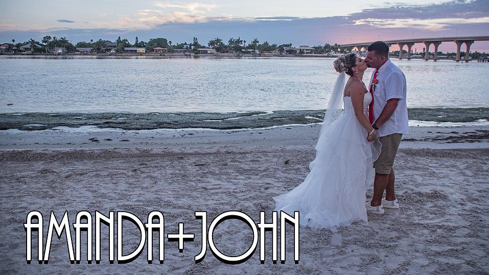 Amanda & John Ceremony Wedding Film