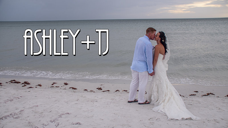 Ashley & TJ Ceremony Wedding Film