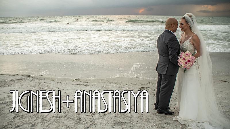 Jignesh & Anastasiya Ceremony Wedding Film