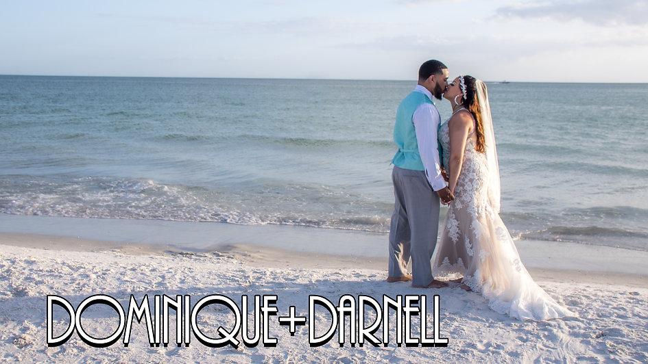 Dominique & Darnell Ceremony wedding Film