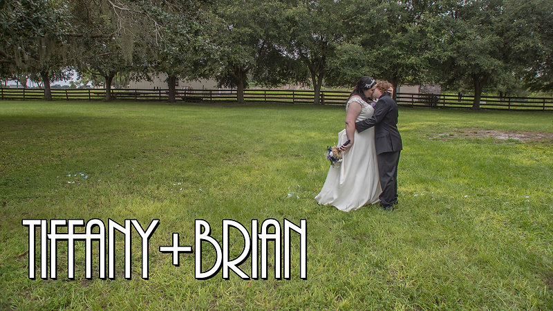 Tiffany & Brian Ceremony Wedding Film