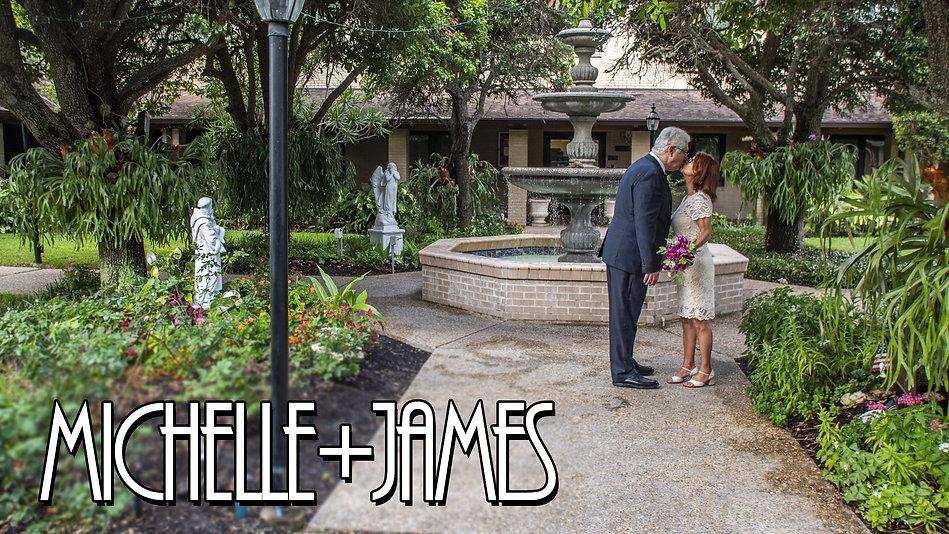 Michelle & James Ceremony Wedding Film