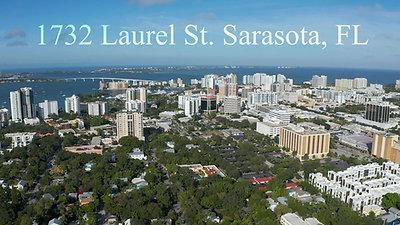 1732 Laurel St Sarasota, FL 1080p 2