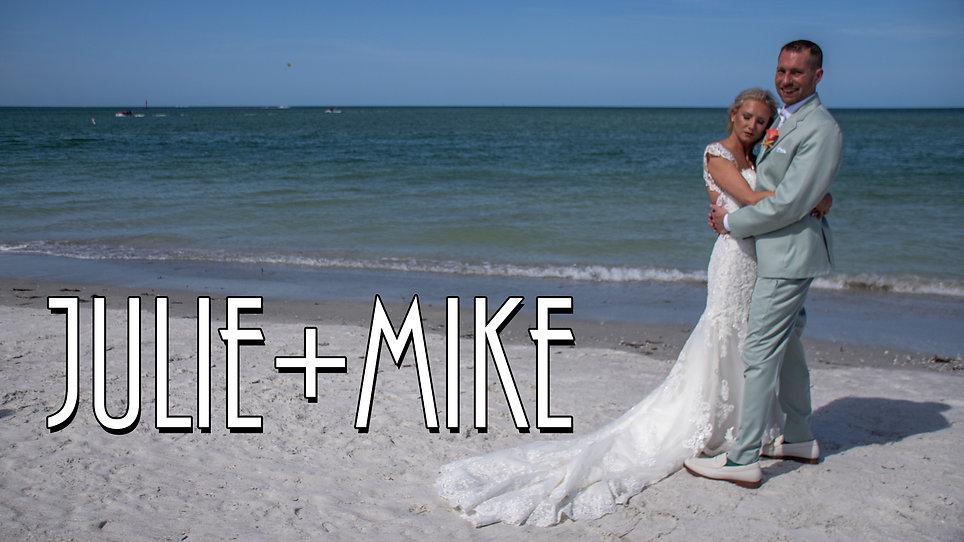 Julie & Mike Ceremony Wedding Film