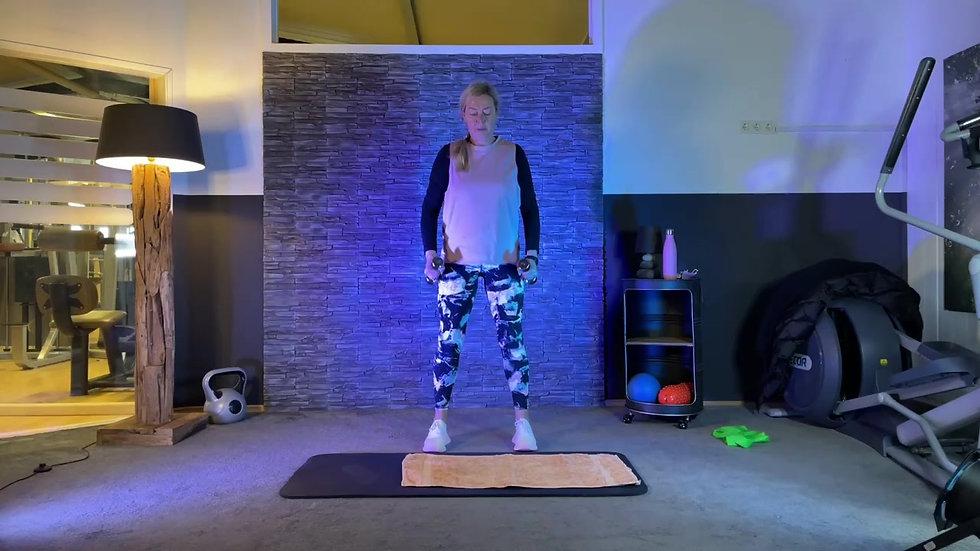 Rücken fit! mit Birgit