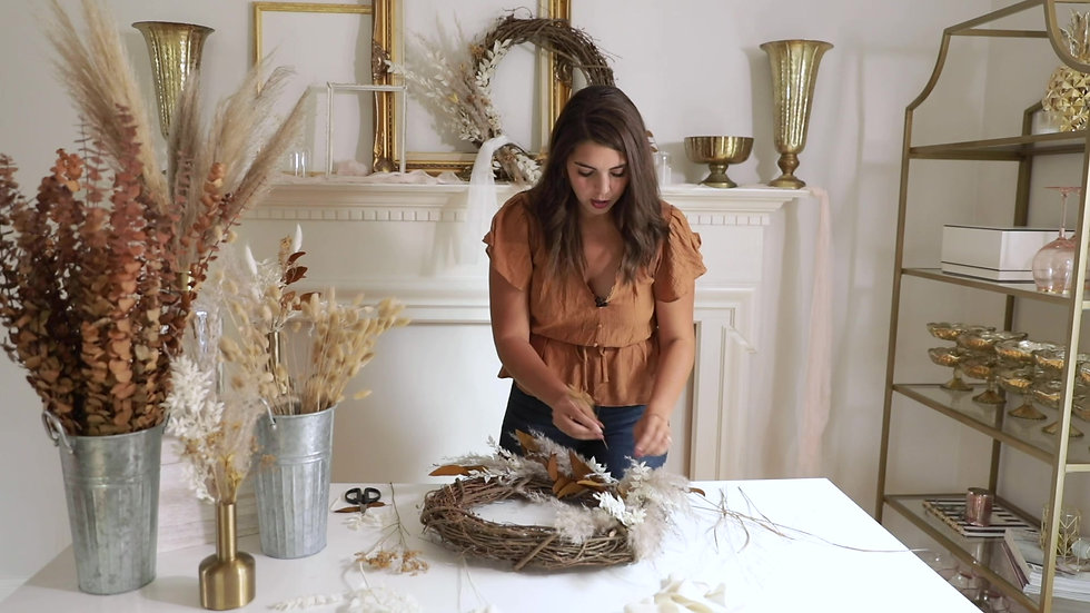 Fall Wreath Making Workshop