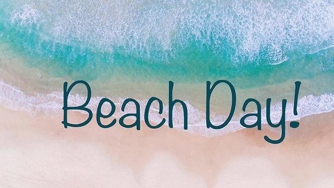 Beach day 2020