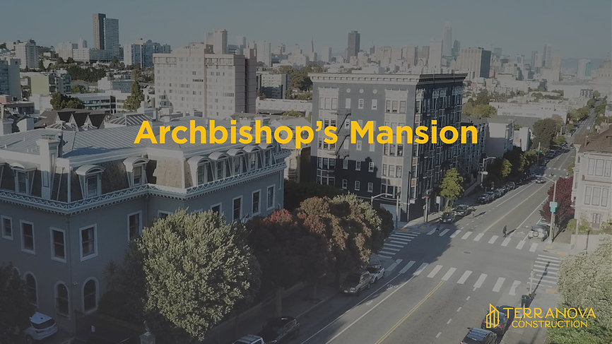 Archbishop's Mansion Project