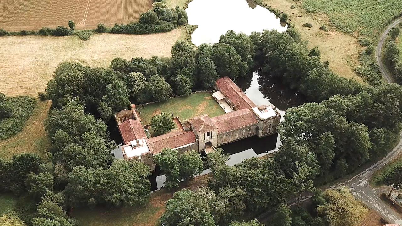 Mariage au Château de la Citardière