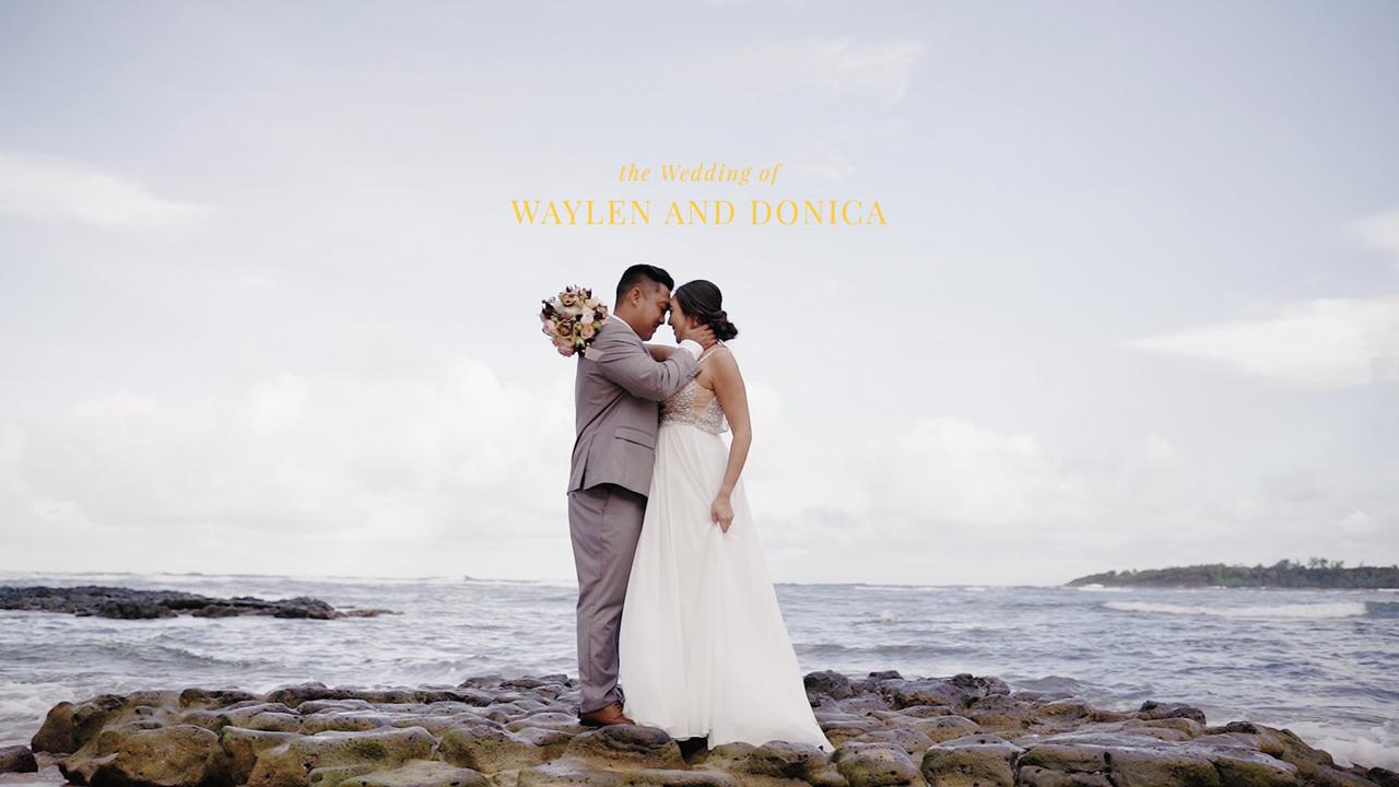 Donica and Waylen Highlight