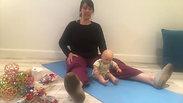 SERIES: Tot Yoga - Partners