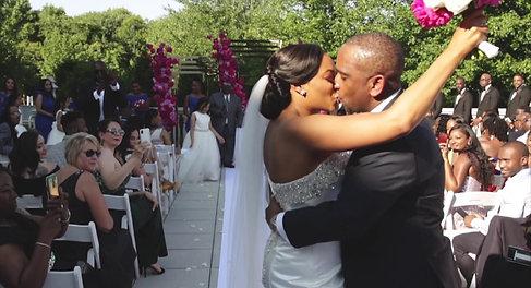 Stephanie + Kareem Highlight