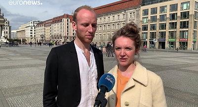 Berlin: Die Straße ist ihre Bühne (HD)