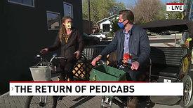 The Return of Pedicabs