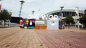 'One World' - Sydney Olympic Park
