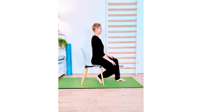 Perfect Your Posture - Chairs 12-17 February 2021 Claire Pier Movement Analyst