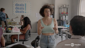 Broad City - Ilana's Intern Army