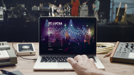 Squarespace - St Lucia