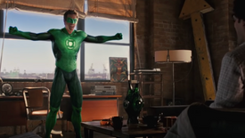 The Green Lantern Official Trailer